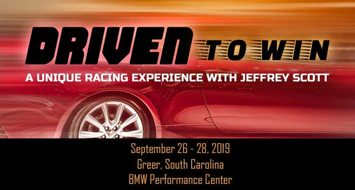 """Early bird for """"Driven to Win"""" ends July 23"""