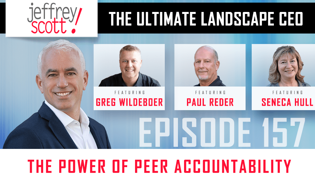 Episode #157 – The Power of Peer Accountability