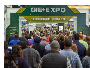Are you going to GIE + Expo / Landscapes in Louisville?